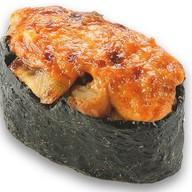 Запеченные суши угорь Фото