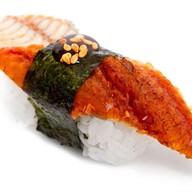Нигири суши угорь Фото