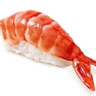 Нигири суши креветка Фото