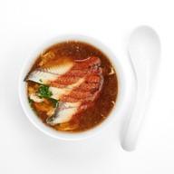 Суп с угрём Фото