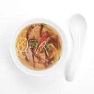 Суп с говядиной Фото
