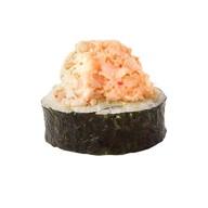 Спйси ролл с острым лососем Фото