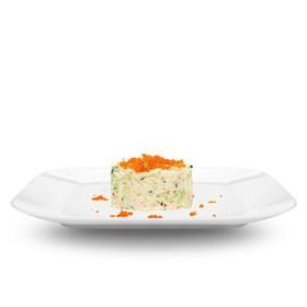 Крабовый салат - Фото