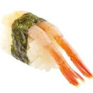 Суши Сладкая креветка Фото