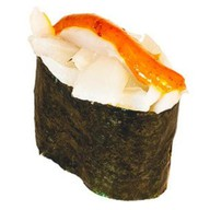 Спайс-суши с кальмаром Фото