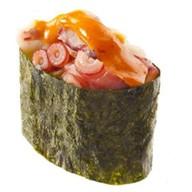 Спайс-суши осьминог Фото