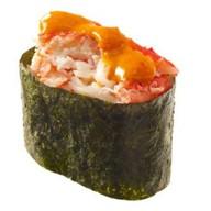 Спайс-суши краб Фото
