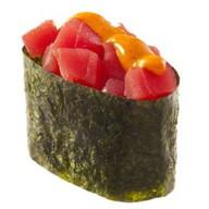 Спайс-суши тунец Фото