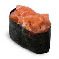 Острые суши лосось Фото