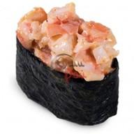 Острые суши креветка Фото