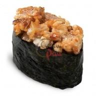 Острые суши угорь Фото