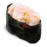 Острые суши морской гребешок Фото