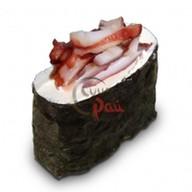 Филадельфия суши осьминог Фото