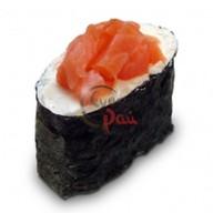 Филадельфия суши копченый лосось Фото
