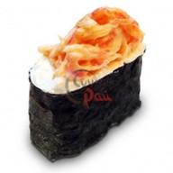Филадельфия суши краб Фото