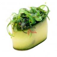 Каппа суши водоросли чукка Фото
