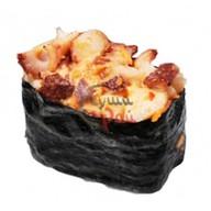 Острые суши осьминог Фото