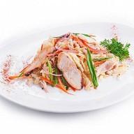 Салат из куриной грудки Фото