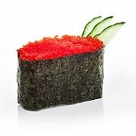 Суши масаго ред Фото