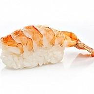 Суши тигровая креветка Фото