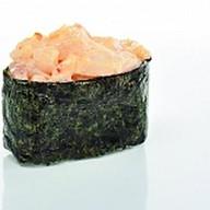 Суши острый гребешок Фото