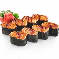 Запеченный суши набор Фото