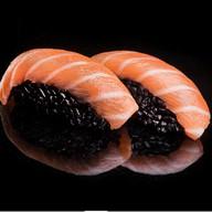 Суши королевский лосось Фото