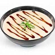 Суп-крем из лосося Фото