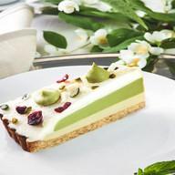 Зеленый чай тортик Фото