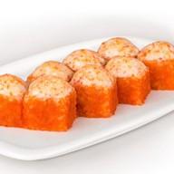 Запеченный саке спайси Фото