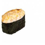 Суши запеченный кальмар Фото