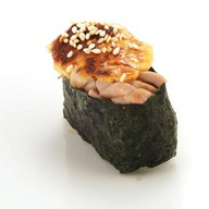 Суши запеченные с тунцом Фото
