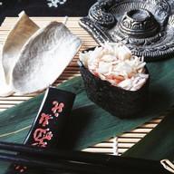 Суши снежный краб Фото