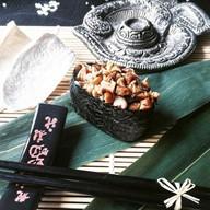 Суши грибы шиитаке Фото