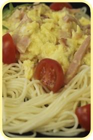Карбонара спагетти - Фото