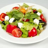 Греческий салат Фото