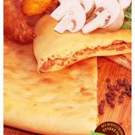 Осетинский пирог с курицей и грибами Фото