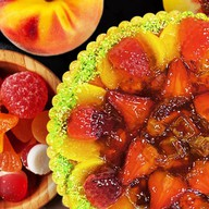 Мармеладный тарт Фото