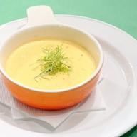 Крем-суп из семги Фото