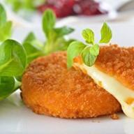 Сыр жареный Сулугуни Фото