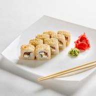 Горячий спайси с лососем Фото