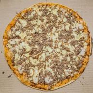 Пицца с говяжьим фаршем Фото