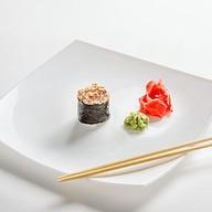 Спайси гункан с угрем Фото