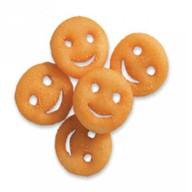 Картофельные смайлики Фото