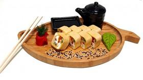 Тортилья с овощами - Фото