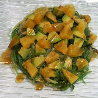 Чука-Цитрус салат Фото