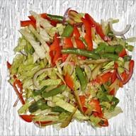 Веган салат Фото