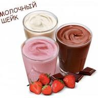 Шоколадный шейк Фото