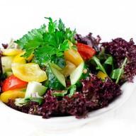 Итальянский овощной салат Фото