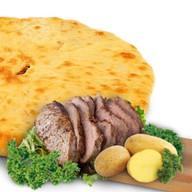 Мясо и картошка Фото